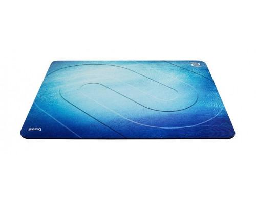 """BENQ Zowie Коврик для мыши G-SR-SE BLUE игровой, профессиональный, 480 X 400 X 3.5 мм, мягкий """"медленный"""", синий."""
