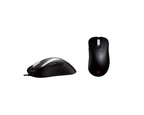 BENQ Zowie Мышь EC1-A игровая профессиональная, размер Large, для правшей, 5 кн., USB кабель 2м, 400/800/1600/3200 dpi.