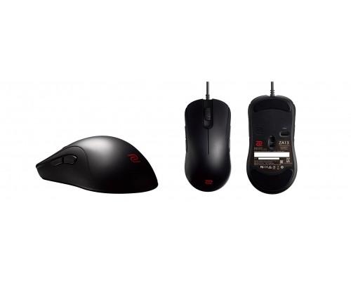 BENQ Zowie Мышь ZA13 игровая профессиональная, размер Small, правша - левша, 7 кн, USB кабель 2м, 400/800/1600/3200 dpi.