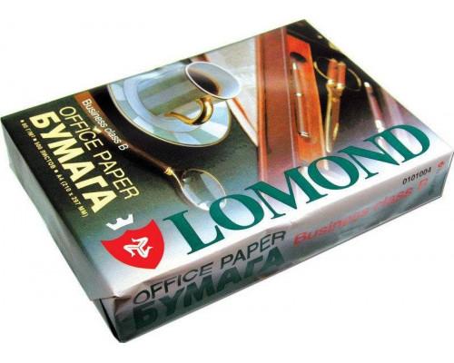 Офисная бумага LOMOND Business, A4, класс B, 80 г/м2, 500 листов. (Код - Т07566)