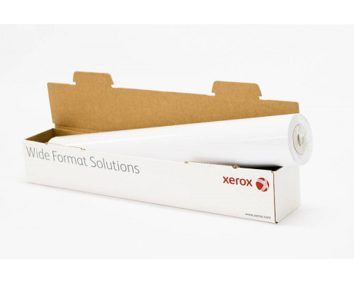 Бумага XEROX  Inkjet Monochrome для инж.работ, без покр.75 гр. (0.297x150 м.) Грузить кратно 2 рул.