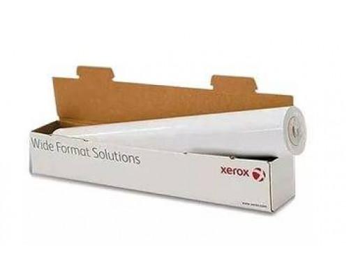 """Xerox Пленка самоклеющаяся Gloss Self Adhesive Vinyl - 80мкм, 42"""" (1067ммX50м) для сольвентной и латексной печати"""