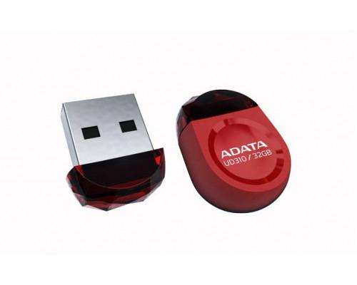 Флеш накопитель 16GB A-DATA DashDrive UD310, USB 2.0, Красный