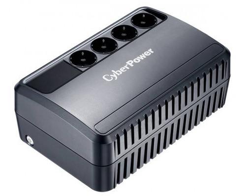 CyberPower ИБП Line-Interactive BU1000E 1000VA/600W (4 EURO)