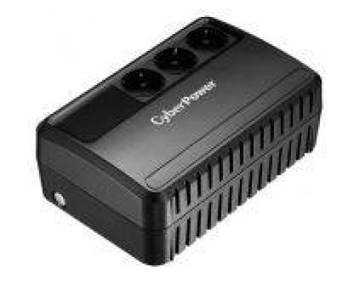 CyberPower ИБП Line-Interactive BU725E 725VA/390W (3 EURO)