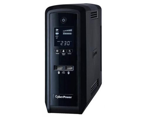 CyberPower ИБП Line-Interactive CP1300EPFCLCD 1300VA/780W USB/RS-232/RJ11/45 (6 EURO)