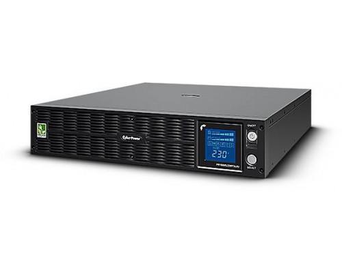 CyberPower ИБП Line-Interactive PR1000ELCDRTXL2U  USB/RS-232/Dry/EPO/SNMPslot/RJ11/45/ВБМ