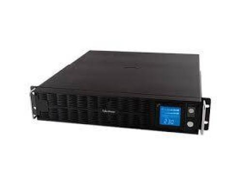 CyberPower ИБП Line-Interactive PR1500ELCDRTXL2U USB/RS-232/Dry/EPO/SNMPslot/RJ11/45/ВБМ