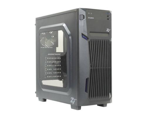 Корпус ZALMAN Z1 NEO (3xUSB, 2xAudio, 0.5 мм, 3x120мм FAN, ATX, без БП)
