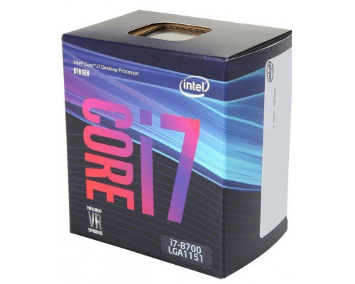 Процессор INTEL Core i7-8700  BOX