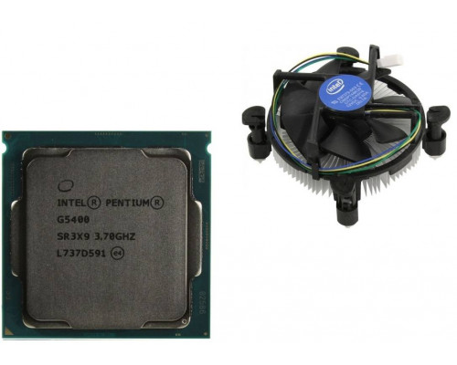 Процессор INTEL Pentium Gold G5400  BOX