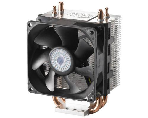 Кулер CPU Cooler Master Hyper 101 (1155/1156/775/FM2/AM3, 95W, 13-28 dB, 800-3000 rpm, 80мм, 4pin, медь+алюминий) RTL