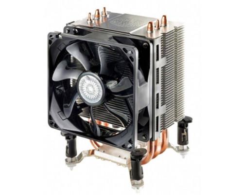 Кулер CPU Cooler Master Hyper TX3 EVO (универсальный, 95W, 17-30 dB, 800-2800rpm, 92мм, 4pin, медь+алюминий) RTL