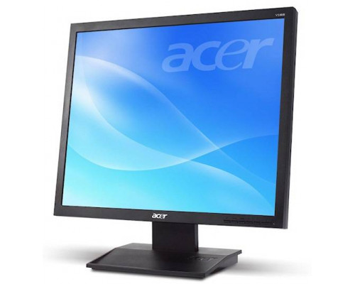"МОНИТОР 19"" Acer V196Lb black (LCD, 1280 x 1024, 5 ms, 170°/160°, 250 cd/m, 50000:1)"