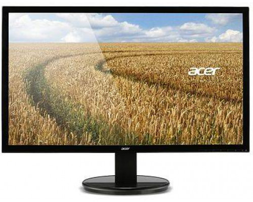 "МОНИТОР 21.5"" Acer K222HQLbd black (LED, 1920 x 1080, 5 ms, 90°/60°, 200 cd/m, 100M:1, +DVI)"