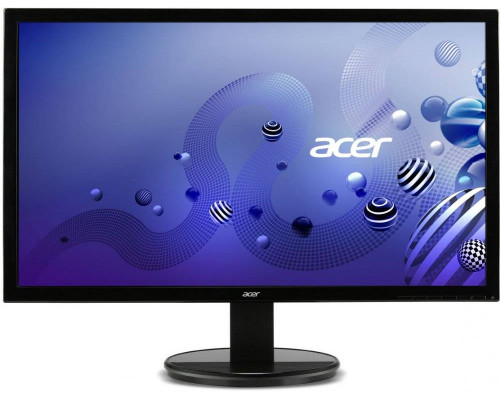 "МОНИТОР 21.5"" Acer K222HQLCBID Black (IPS, LED, 1920 x 1080, 4ms, 178°/178°, 250 cd/m, 100M:1, +DVI, +HDMI)"