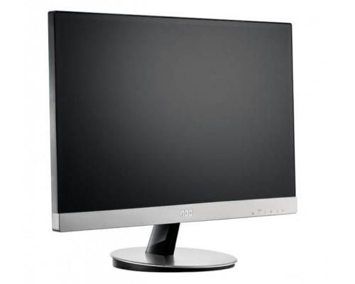 """МОНИТОР 21.5"""" AOC I2269VW Silver-Black (IPS, LED, 1920x1080, 5 ms, 178°/178°, 250 cd/m, 20M:1, +DVI)"""