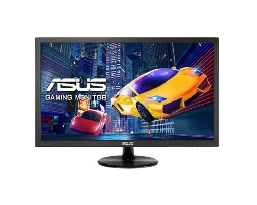 "МОНИТОР 21.5"" ASUS VP228QG Black (LED, Wide, 1920x1080, 1ms, 170°/160°, 250 cd/m, 100,000,000:1, +DP, +НDMI, +MM, )"