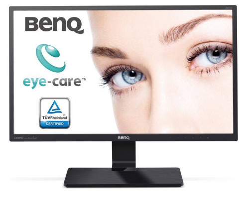 "МОНИТОР 23.8"" BenQ GW2470HL Black (VA+LED, 1920x1080, 4 ms, 178°/178°, 250 cd/m, 20M:1, +2xHDMI 1.4)"