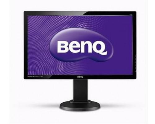 """МОНИТОР 24"""" BenQ GL2450HT Black с поворотом экрана (LED, 1920x1080, 2 ms, 170°/160°, 250 cd/m, 12M:1, +DVI, +HDMI, +MM)"""
