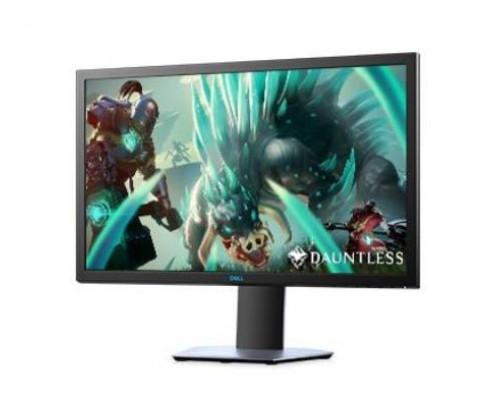 """МОНИТОР 24"""" DELL S2419HGF Black с поворотом экрана (1920x1080, 144Hz, 1 ms, 170°/160°, 350 cd/m, 8M:1, +2xHDMI 1.4, +DisplayPort 1.2, +3xUSB 3.0, +FreeSync)"""