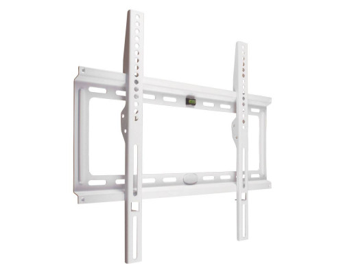 """Кронштейн Kromax IDEAL-3 белый для TV 22""""-65"""", настенный фиксированный, max VESA 400x400, от стены 23 мм, нагрузка до 50 кг"""