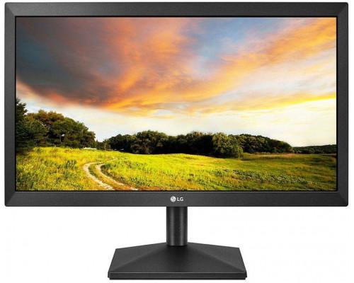 """МОНИТОР 19.5"""" LG 20MK400A-B Black (LED, Wide, 1366х768, 5ms, 90°/65°, 200 cd/m, 600:1, )"""