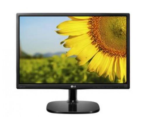 """МОНИТОР 19.5"""" LG 20MP48A-P Glossy-Black (IPS, LED, LCD, Wide, 1440x900, 5 ms, 178°/178°, 200 cd/m, 100`000`000:1, +D-Sub)"""