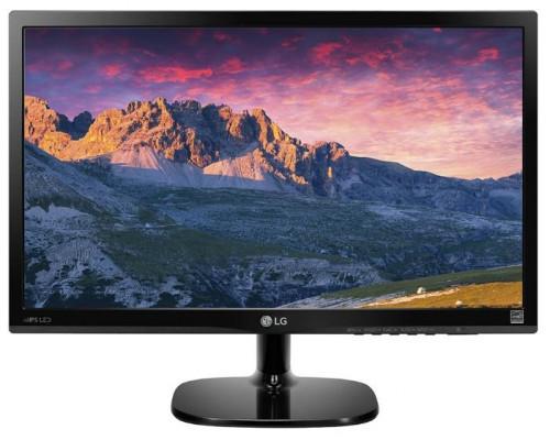 """МОНИТОР 23"""" LG 23MP48HQ-P Black (IPS, LED, Wide, 1920x1080, 5ms, 178°/178°, 250 cd/m, 100,000,000:1, +HDMI, )"""