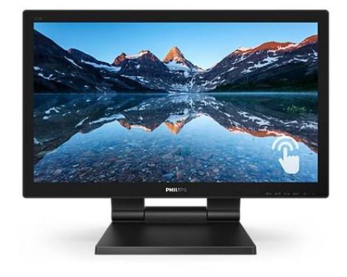 "МОНИТОР 21.5"" PHILIPS 222B9T/00 Black (Multi-touch, 1920x1080, 1 ms, 170°/160°, 250 cd/m, 50M:1, +DVI, +HDMI 1.4, +DisplayPort 1.2, +2xUSB 3.0, +MM)"