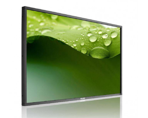 """Профессиональная панель 42"""" PHILIPS BDL4260EL/00 Black (LED, 1920x1080, 12 mc, 178°/178°, 450 cd/m, 1300:1, DisplayPort, 2xHDMI, DVI, USB)"""