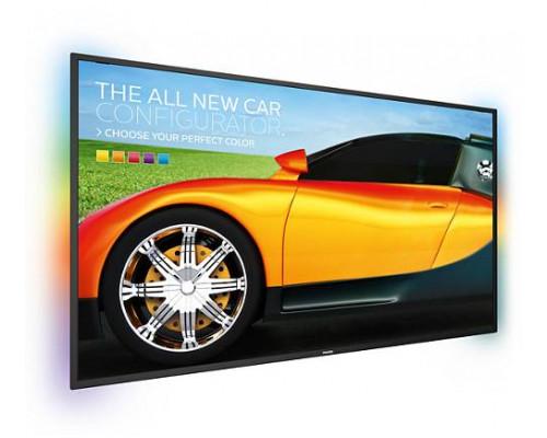 "Профессиональная панель 48"" PHILIPS BDL4835QL/00 Black (LED, 1920x1080, 8 mc, 178°/178°, 350 cd/m, 4000:1, +HDMI, DVI, USB, RJ45, +MM)"