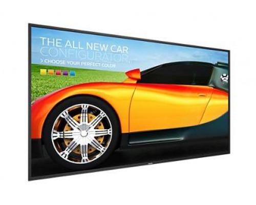 "Профессиональная панель 55"" PHILIPS 55BDL3050Q/00 Black (4K, AMVA, LED, 3840x2160, 8 mc, 178°/178°, 350 cd/m, 4000:1, +2xHDMI, +DVI, +2xUSB, +RJ45, +MM, +Android ОС)"