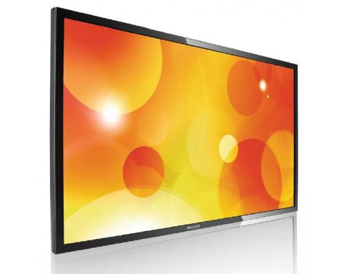 """Профессиональная панель 55"""" PHILIPS BDL5520QL/00 Black (LED, 1920x1080, 8 mc, 178°/178°, 350 cd/m, 1400:1, HDMI, DVI, USB)"""