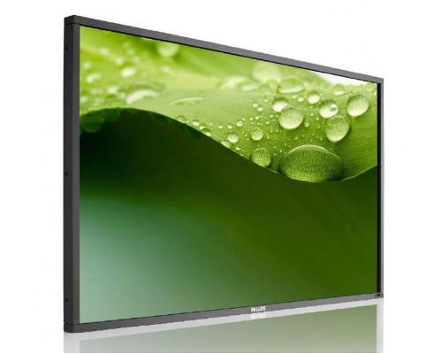 """Профессиональная панель 55"""" PHILIPS BDL5560EL/00 Black (LED, 1920x1080, 12 mc, 178°/178°, 450 cd/m, 1300:1, DisplayPort, 2xHDMI, DVI, USB)"""