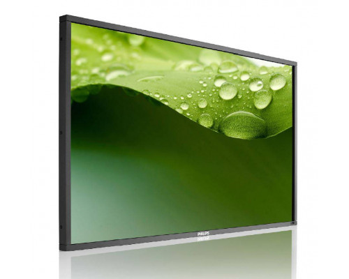 "Профессиональная панель 55"" PHILIPS BDL5580VL/00 Black (LED, 1920x1080, 6.5 mc, 178°/178°, 700 cd/m, 4000:1, HDMI, DVI, DisplayPort, USB, OPS, RJ45)"