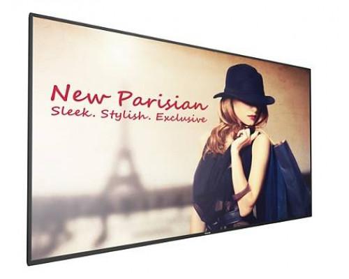 "Профессиональная панель 65"" PHILIPS 65BDL4050D/00 Black (LED, 1920x1080, 12 mc, 178°/178°, 450 cd/m, 500000:1, +DisplayPort 1.2, +2xHDMI, +DVI, +USB, +RJ45, +MM, +Android ОС)"