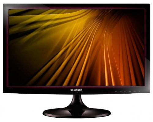 """МОНИТОР 18.5"""" Samsung S19D300NY Black-red (LED, LCD, 1366x768, 5 ms,90°/65°, 200 cd/m , 600:1)"""