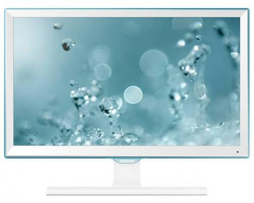 "МОНИТОР 21.5"" Samsung S22E391H White (PLS, LCD, LED, 1920x1080, 4 ms, 178°/178°, 250 cd/m, 1000:1, +HDMI)"