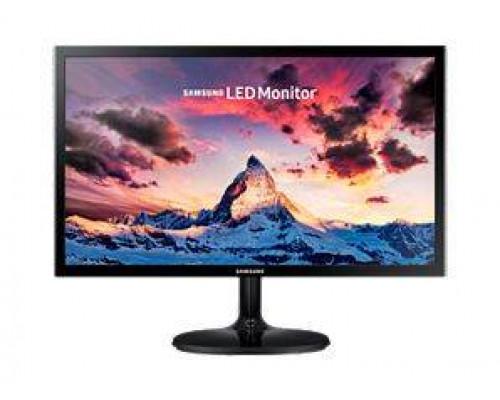 "МОНИТОР 21.5"" Samsung S22F350FHI Glossy-Black (LCD, LED, Wide, 1920x1080, 5 ms, 170°/160°, 250 cd/m, 1000:1, +HDMI)"