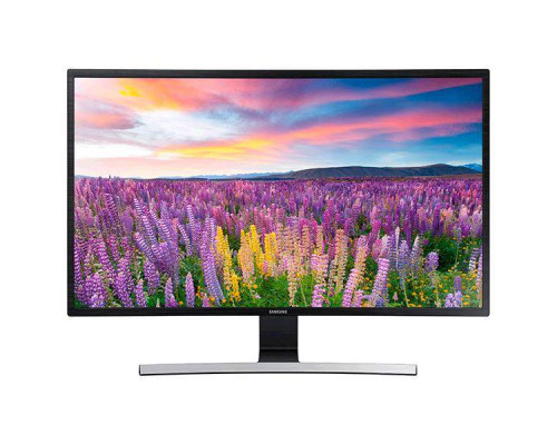 """МОНИТОР 23.5"""" Samsung S24E650C Black(AD-PLS, LCD, LED, 1920x1080, 4 ms, 178°/178°, 250 cd/m, 3000:1, +HDMI  +DP, +MM, +USB, +HAS Pivot)"""