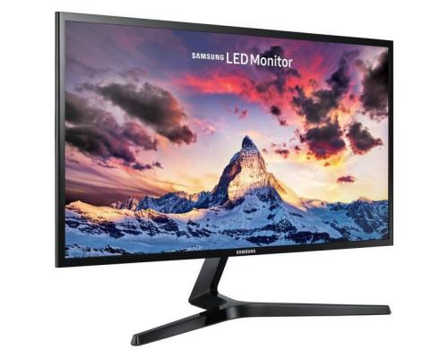 """МОНИТОР 23.5"""" Samsung S24F356FHI Black (PLS, LED, Wide, 1920x1080, 4ms, 178°/178°, 250 cd/m, 1000:1, +HDMI )"""