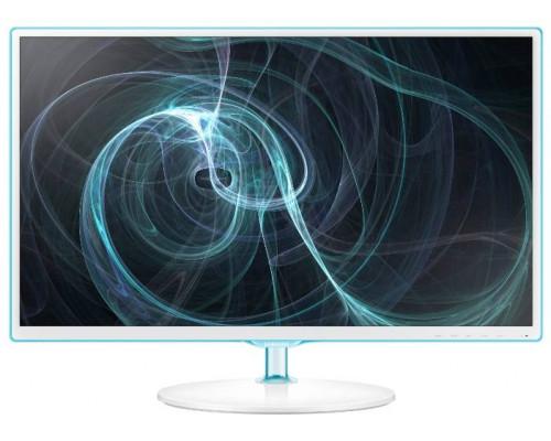 """МОНИТОР 23.6"""" Samsung S24D391HL White (PLS, LCD, LED, 1920x1080, 2 ms, 178°/178°, 250 cd/m, 1000:1, +HDMI)"""
