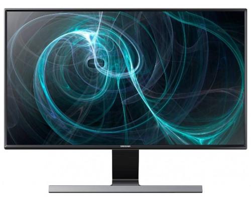"""МОНИТОР 23.6"""" Samsung S24D590PL Black (PLS. LCD, LED, 1920x1080, 5 ms, 178°/178°, 250 cd/m, 1000:1, +HDMIx 2)"""