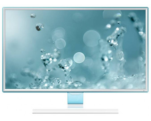 "МОНИТОР 23.6"" Samsung S24E391HL White (PLS, LCD, LED, 1920x1080, 4 ms, 178°/178°, 250 cd/m, 1000:1, +HDMI)"