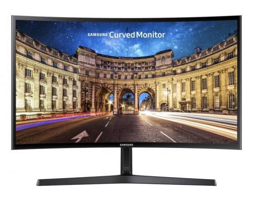 """МОНИТОР 27"""" Samsung C27F396FHI Black (VA, LCD, LED, curved, 1920x1080, 4 ms, 178°/178°, 250 cd/m, 3000:1, +HDMI)"""