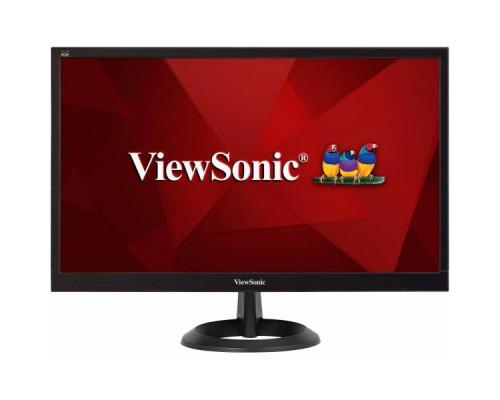 """МОНИТОР 21.5"""" Viewsonic VA2261-8 Black (LED, 1920x1080, 5 ms, 170°/160°, 250 cd/m, 50M:1, +DVI)"""