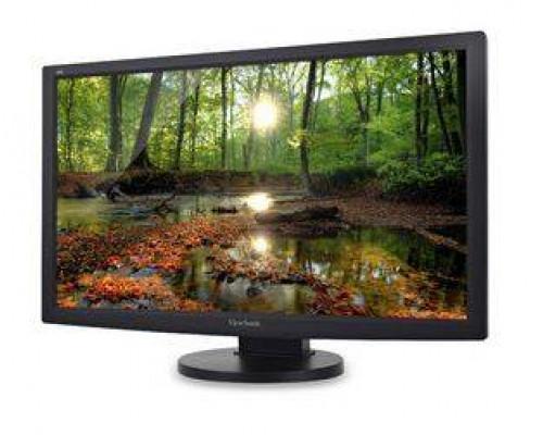 """МОНИТОР 21.5"""" Viewsonic VG2233-LED Black с поворотом экрана (LED, 1920x1080, 5ms, 170°/160°, 250 cd/m, 20M:1, +DVI)"""