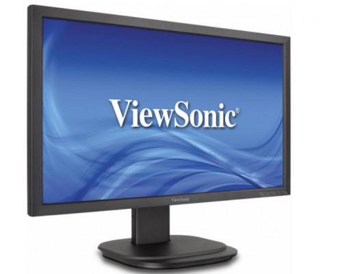 """МОНИТОР 23.6"""" Viewsonic VG2439SMH-2 Black с поворотом экрана (VA, LED, 1920x1080, 5 ms, 178°/178°, 250 cd/m, 20M:1, +HDMI v1.4, +DisplayPort v1.2a, +2xUSB A, +USB B, +MM)"""