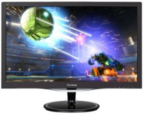 "МОНИТОР 23.6"" Viewsonic VX2457-MHD Black (LED, 1920x1080, 1 ms, 170°/160°, 300 cd/m, 80M:1, +HDMI, +DisplayPort, +MM)"